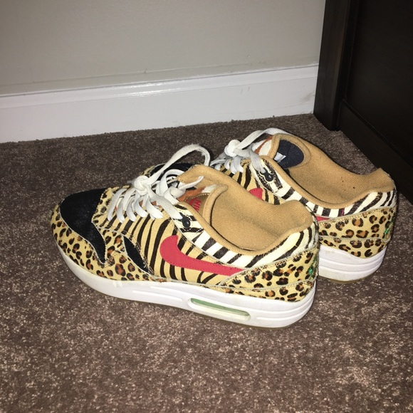 Nike Shoes | Airmax Animal Pack 2 Size